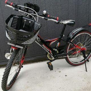22インチ子供用自転車
