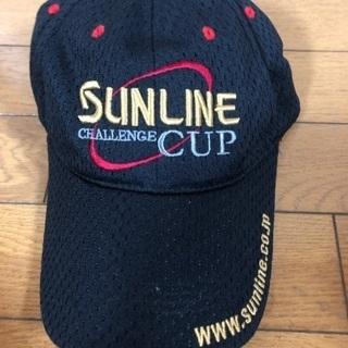 サンライン SUNLINE  新品未使用 キャップ 帽子