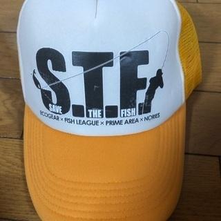 S.T.F 新品未使用 キャップ 帽子