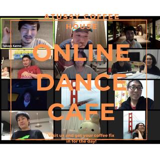 オンラインダンスカフェ♪『0の次は1』HIP-HOP DANCE...