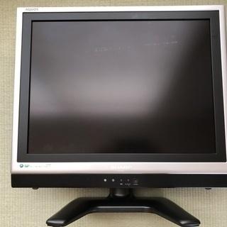 シャープ液晶テレビ20V型