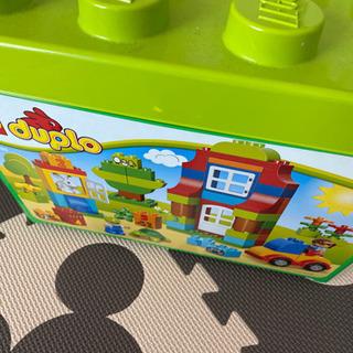 LEGO duploみどりのコンテナー