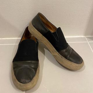 DRIES VAN NOTEN 革靴 サイズ42(27cm)