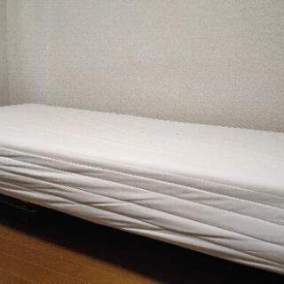 シングルベッド 無料で上げます。