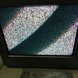 ソニー 14インチブラウン管テレビ KV-14MF1