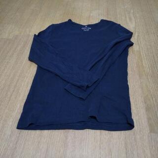 ネイビーロンTシャツ