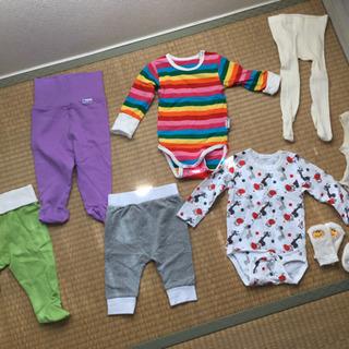 新生児〜2、3歳まで!子供服!