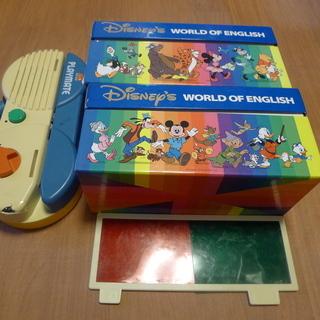 DWE ディズニー英語システム トークアロングセット