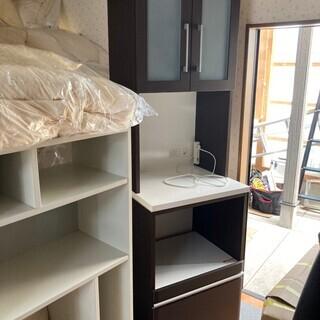 極上 キッチンボード 棚 W60cm 2年使用