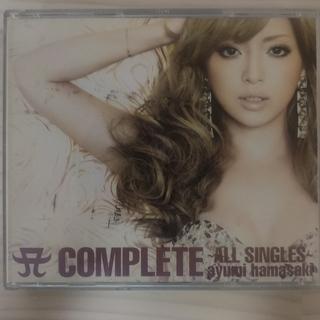 【値下げ】浜崎あゆみ CD A COMPLETE~ALL SIN...