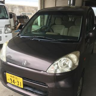 ライフ 車検2年付 19年 10万円 不具合なし タイヤ新品