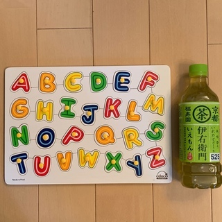 educo  エデュコ  木製 アルファベット パズル − 東京都