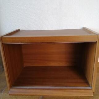 TV台 物置き棚