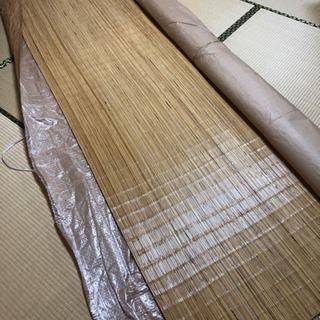 竹 敷物 マット ラグ