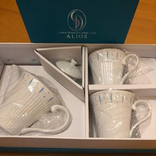 ALIOSのティーカップセット
