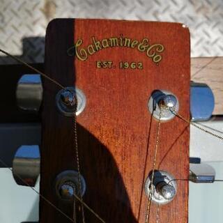 takamine&co ギター