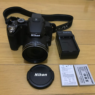 Nikon  COOLPIX  P 510   ちょっと難あり 完売