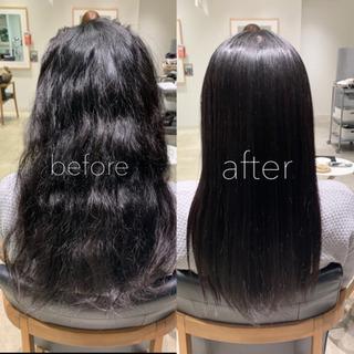 本日!髪質改善ストレートモデル募集✨✨