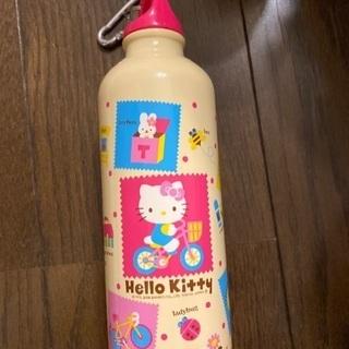 ハローキティ アルミダイレクトボトル 水筒 新品