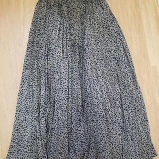 レオパード スカート