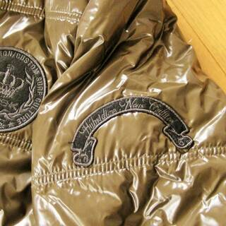 RUSS-K ラスケー ダブルジップジャケット S 未使用品! - 服/ファッション