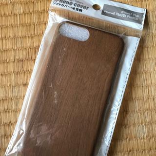 【新品同様】スマホカバーiPhone7plus 6plus…