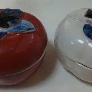 陶器の器2個セット