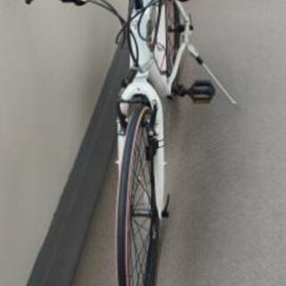 早いものがち!パナソニッククロスバイクです。