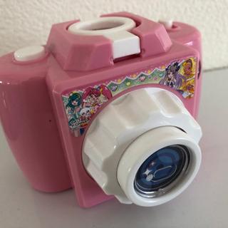 【中古】プリキュア カメラ おもちゃ