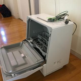 パナソニック食洗機  分岐水栓付き