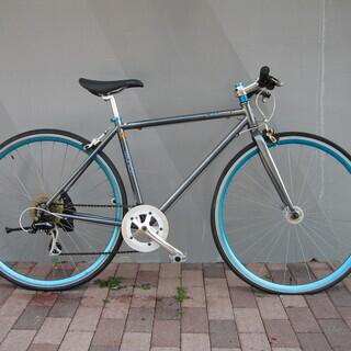 REUNION LILU (レユニオン リル)クロスバイク 管理...