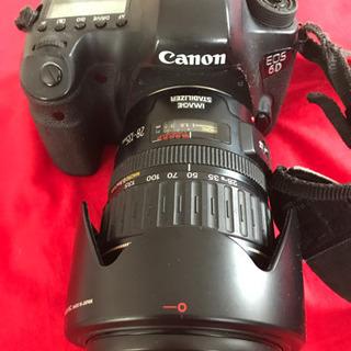 Canon EOS 6D フルサイズ一眼