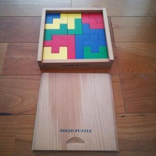 木製のパズル