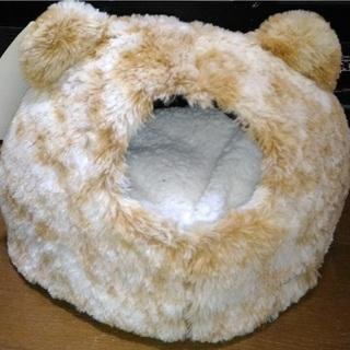 子猫用ベッド(お店で買うと100円以上の今が旬のオマケ付き))