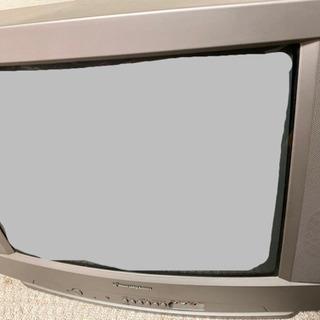HITACHI 日立 21型ブラウン管テレビ 21CL-HS1