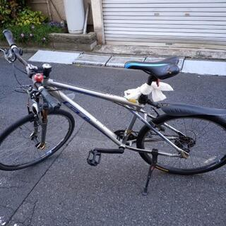 【取引中】ジャンク? GTというメーカーの自転車