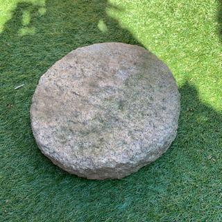完了済み 庭石 敷石