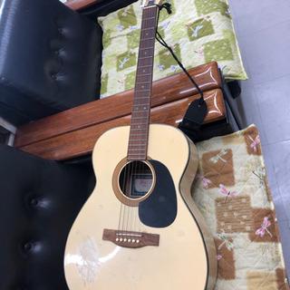 古いギター