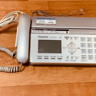 【決まりました!】値下げ致しました!!FAX付き電話機