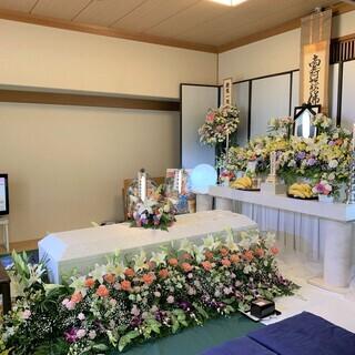 心富瑠葬祭 お金をかけなくても、心のこもったお葬式はできます。