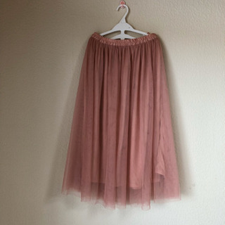 スカート 値下がり