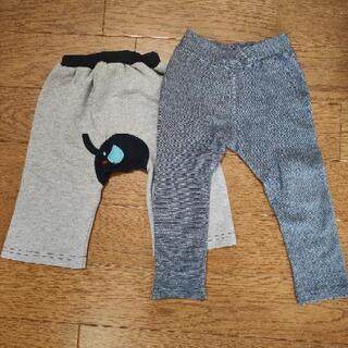 男の子 春秋物パンツ 90cm 2枚セット