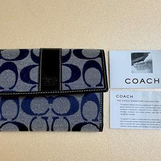 《美品》COACH お財布