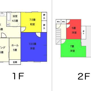 ビーチまで150m!!糸島を満喫できる完全個室の古民家シェアハウス!!