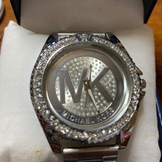 mk柄の時計