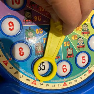 トーマス 知育玩具 時計を覚えられるおもちゃ − 京都府