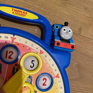 トーマス 知育玩具 時計を覚えられるおもちゃ - 京都市