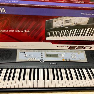 ヤマハ 電子ピアノ PSR-E203