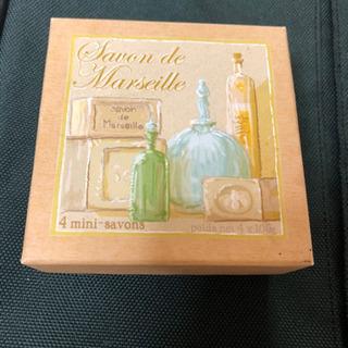 マルセイユ石鹸 100g x 4ケセット