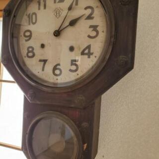 柱時計 ジャンク品